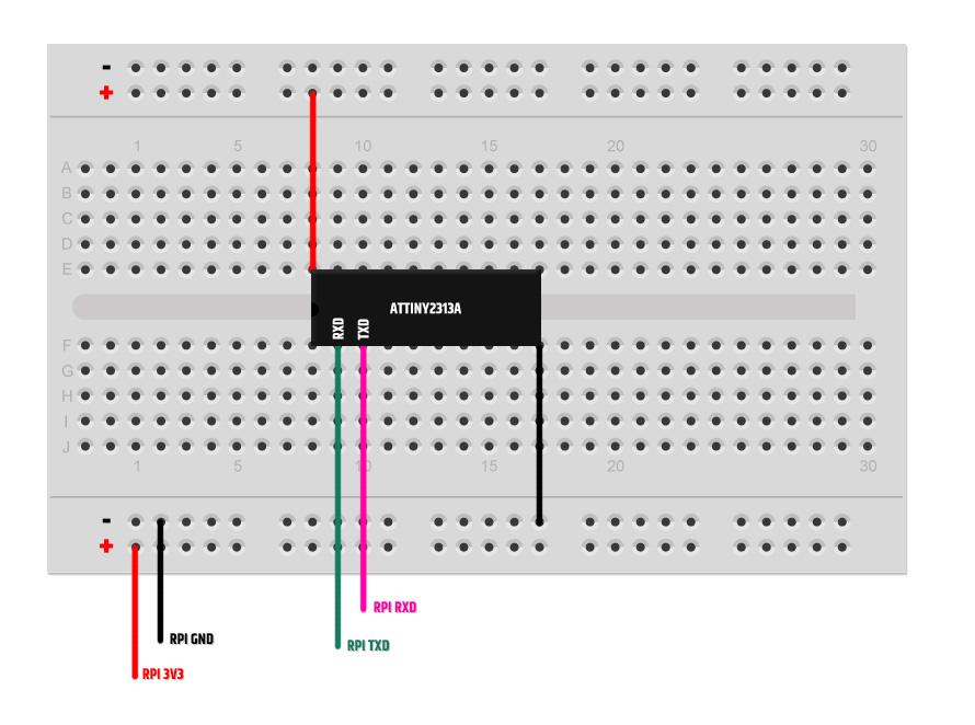 UART connection - Raspberry Pi Forums